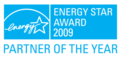 Energy Star Award 2009